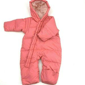 Columbia Omni-Shield Down Snowsuit Infant 12 Month